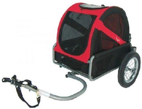 Afbeelding van de Doggy Ride Mini hondenfietskar