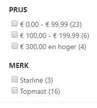 Afbeelding van hett Witjes hondenbuggy aanbod met de goedkoopste prijzen in een shop in Nederland: € 0,00 - € 99,99 (23) € 100,00 - € 199,99 (6) € 300,00 en hoger (4)