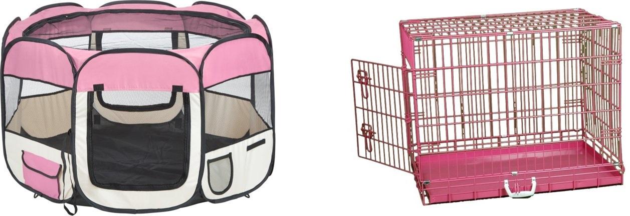 De 3 Mooiste Roze Hondenbenches van 2020