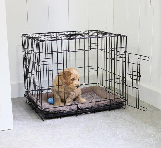 Afbeelding van de Adori opvouwbare hondenbench