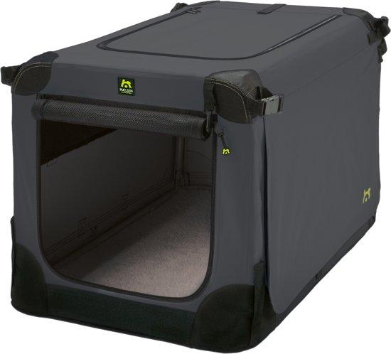 Afbeelding van de opvouwbare Maelson Soft kennel hondenbench