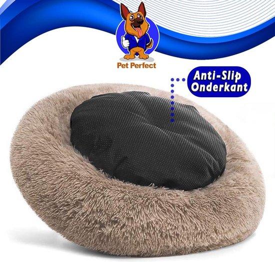 Afbeelding van de anti-slip onderkant van de Pet Perfect Hondenmand
