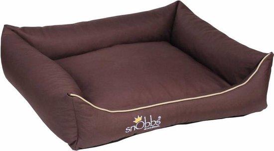 Afbeelding van de SnObbs Cosy Cortura Chocolat hondenmand
