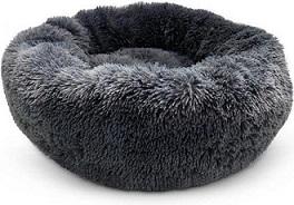 Afbeelding van de zwarte Snoozle hondenmand