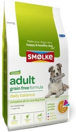 Afbeelding van Smolke graanvrije hondenbrokken