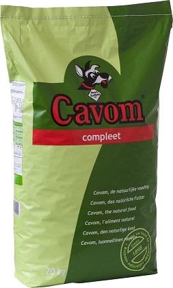 Afbeelding van Cavom hondenbrokken in een zak