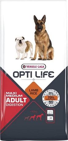 Afbeelding van Optilife glutenvrije hondenbrokken