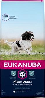 Afbeelding van Eukanuba hondenvoer voor volwassen honden