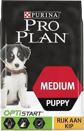 Afbeelding van Pro Plan hondenvoer voor puppy's