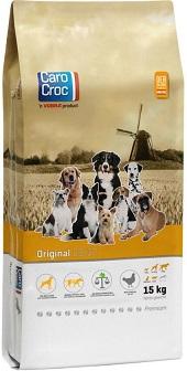 Afbeelding van een Carocroc Original hondenvoer pak