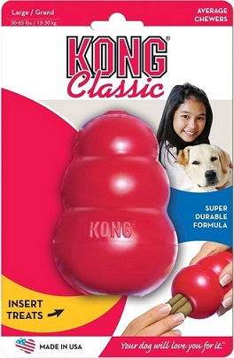 Afbeelding van Kong Kauwbot onverwoestbaar hondenspeelgoed