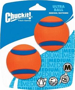 Afbeelding van de Chuckit bal voor honden