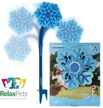 Afbeelding van de relaxpets watersproeier voor honden