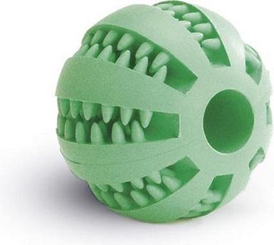 Afbeelding van de rubberen Beeztees bal