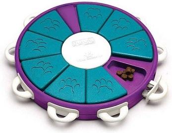 Afbeelding van de Dog Twister Purple puzzel