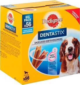 Afbeelding van de Dentastix goedkope hondensnacks
