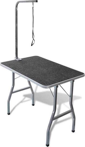 Afbeelding van de opvouwbare MaxxPet trimtafel